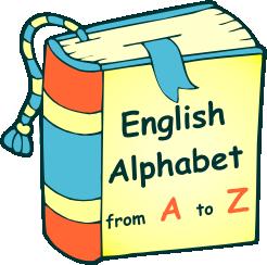 alfabet engleza